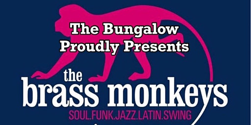 The Brass Monkeys Live - Saturday Afternoon Sessions Free Entry