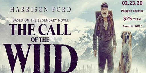 Call of the Wild Movie Premier benefiting Shy Wolf