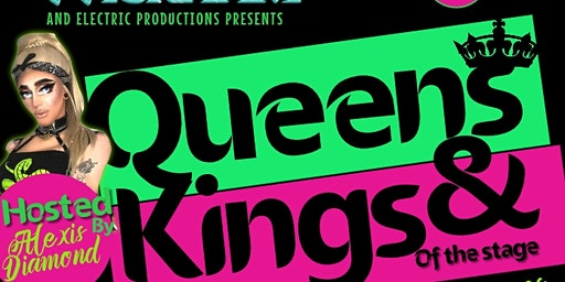 Queens and Kings of the stage competition