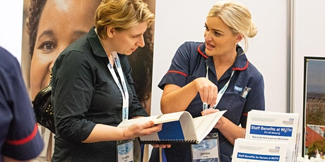 Nursing Times Careers Live Liverpool tickets