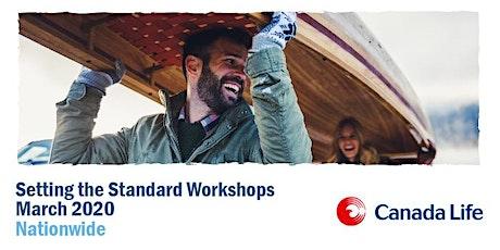 Setting the Standard Workshop - London tickets