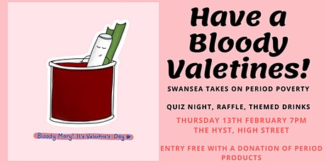 Have a Bloody Valentines! Fundraising Quiz Night tickets