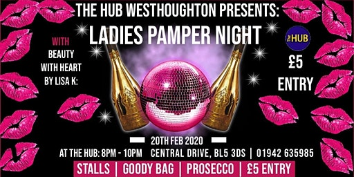 Ladies Pamper Night