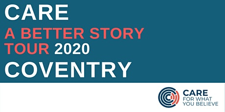 A Better Story Tour - Coventry tickets