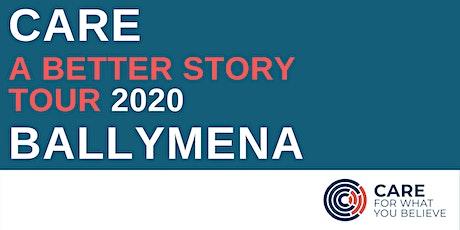 A Better Story Tour - Ballymena tickets
