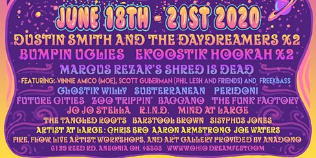 Ohio Dreamfest 2020 tickets