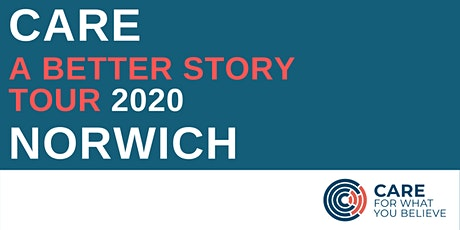 A Better Story Tour - Norwich tickets