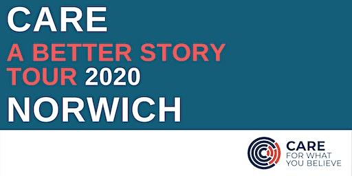 A Better Story Tour - Norwich