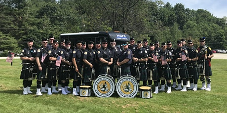 New Hampshire Police Association Pipes and Drums Annual Fundraiser Dinner tickets
