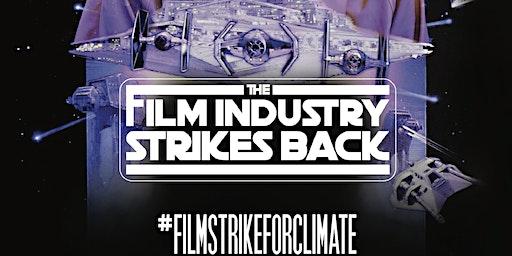 Film Strike for Climate 1st Filmmaker meeting - London