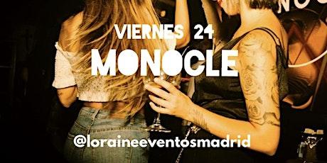 Fiesta Singles y Amig@s en Monocle tickets