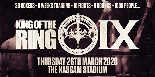 King of the Ring IX