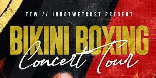 WCW BIKINI BOXING EVENT