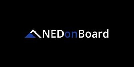 31.03.2020 London: NEDonBoard - UK government departments: NED introductions and networking tickets