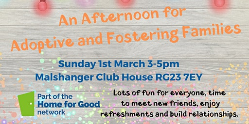 Adoption/Fostering Support Network Family Afternoon