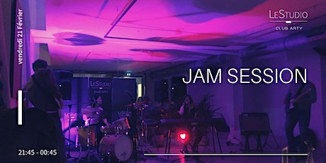 Jam Session tickets