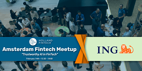 Holland FinTech Amsterdam Meetup: February tickets