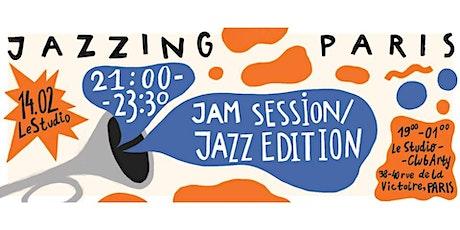 Jam Session 100% Jazz billets