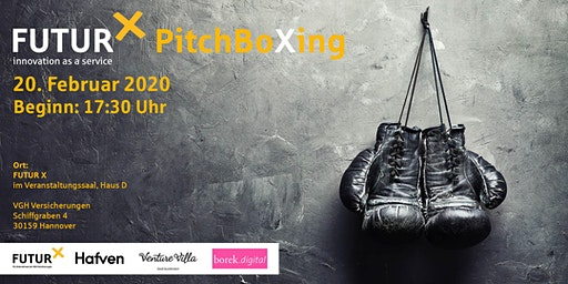 FUTUR X PitchBoXing 2020.1