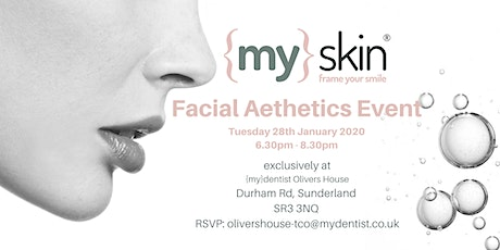 Facial Aesthetics information Evening tickets