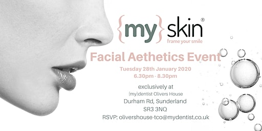Facial Aesthetics information Evening