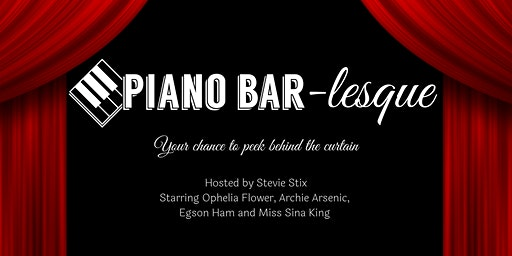 Piano Bar-lesque