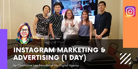 1-day Instagram Marketing & Advertising tickets
