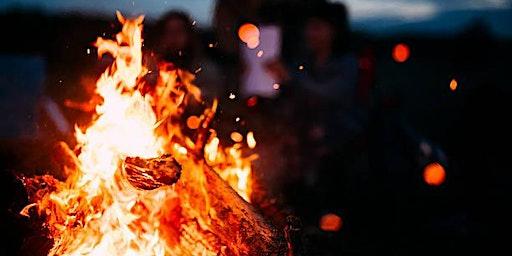 Shamanic Full Moon Fire Ceremony