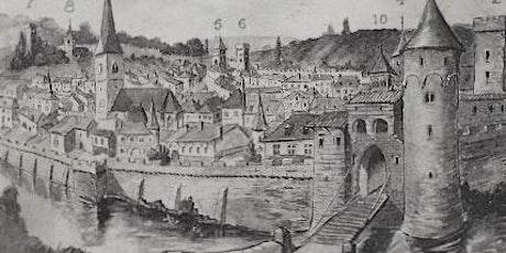 Vézelise au Moyen Âge billets