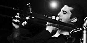 Trombonist Tom Green