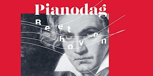 """Pianodag Beethoven: Lezing Jos Meersmans """"Beethoven, de grote geweldenaar"""""""