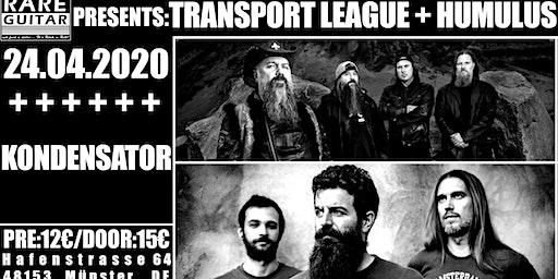 Transport League / Humulus / Kondensator