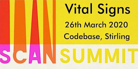 SCAN Summit 2020: Vital Signs tickets