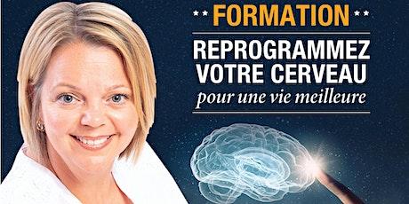 Week-end de formation – Reprogrammez votre cerveau à Québec billets