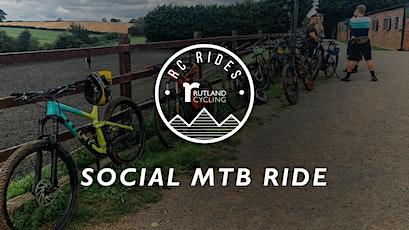MTB Social Ride - Pitsford tickets