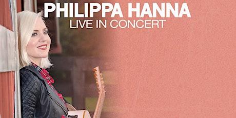 Philippa Hanna in Concert tickets