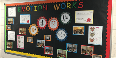Emotion Works Information Sharing & Networking Event - West Lothian