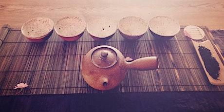 CHA DAO TEA CEREMONY & MEDITATION- The Way of the Tea tickets