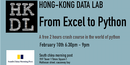 From Excel to Python