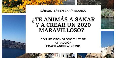 Ho oponopono y Cómo crear en Bahía Blanca 4/4 entradas