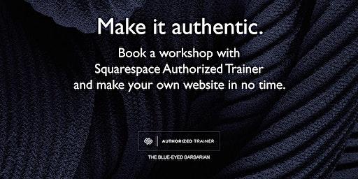 Squarespace Website Workshop