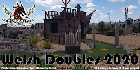 Welsh Mini-Golf Doubles Championship 2020 tickets