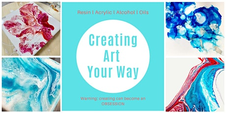 Art Your Way - Creative Open Day tickets