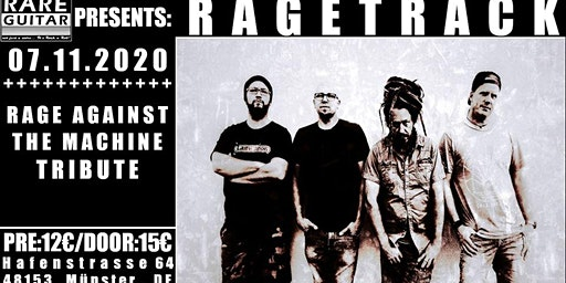 Rage Against The Machine Tribute – Ragetrack