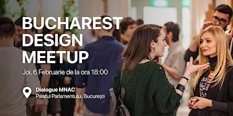 Bucharest Design Meetup #20 tickets