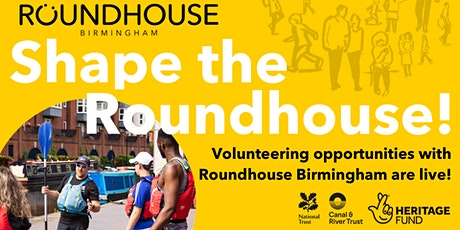 Volunteering Info and Drop-In Sessions tickets