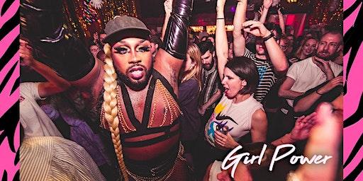 Girl Power - DJ's, Drag Queens & Glitter