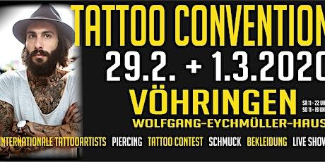 Tattoo Convention Vöhringen Tickets