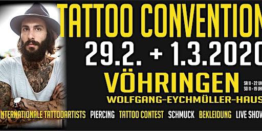 Tattoo Convention Vöhringen