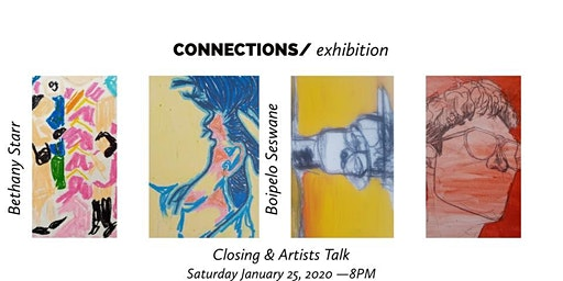 Exhibition Closing and Artist Talk